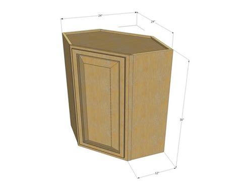 30 Inch Wide Armoire by Regal Oak Diagonal Corner Wall Cabinet 24 Inch Wide X 30