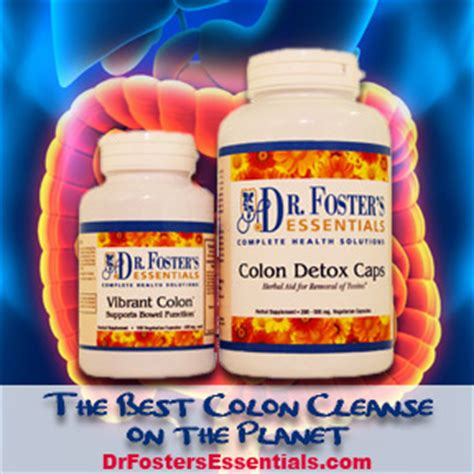 Barium Detox Homeopathic by Colon Cleansing Do You Need It