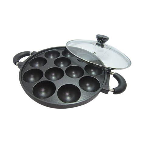 Cetakan Kue Pukis 12 Lubang Happycall Pukis 12 Lubang Kue Pancong jual snack maker alat cetakan kue 12 lubang pan