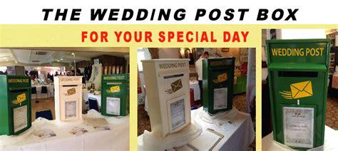 Wedding Post Box Ireland the wedding post box post box hire for wedding cards