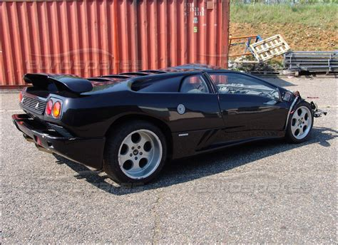 Lamborghini Parts Uk Breaking Lamborghini Diablo Se30 For Spares Order