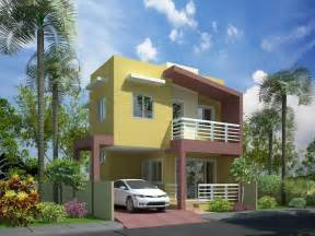 Home Design Small House Simple 2 Story House Small Double Storey House Friv 5 Games