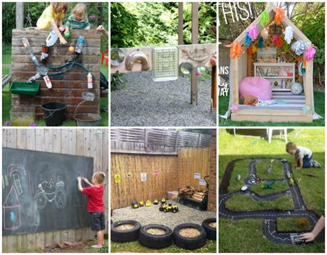 backyard play ideas positivemind me