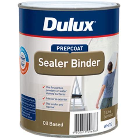 exterior paint sealant dulux prepcoat 1l based sealer binder i n 1404346