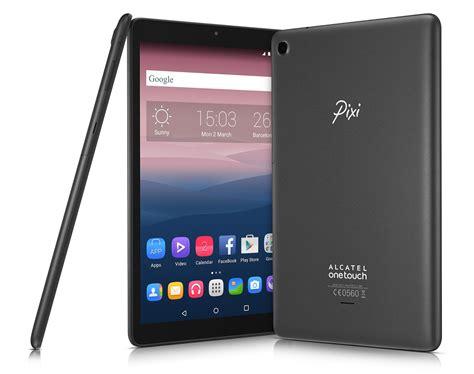 touch le alcatel onetouch presenta su nueva tablet pixi 3 en el ifa
