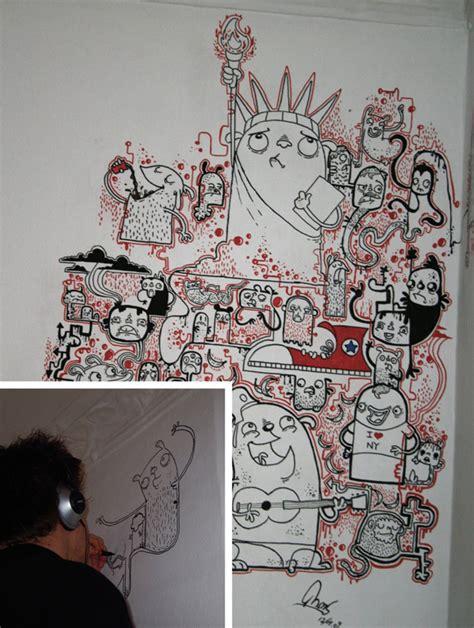 creative wall murals home ideas 2016