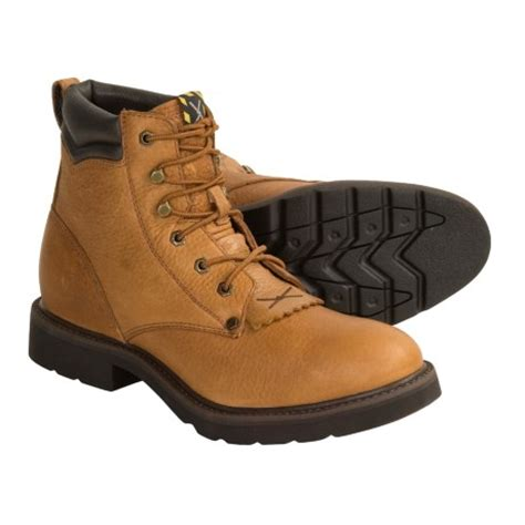 comfortable work boots for women comfortable but too large twisted x boots lace up work