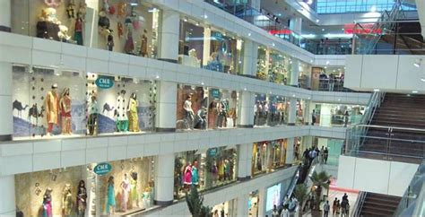 Ground And First Floor Plans Cmr Central Mall Visakhapatnam Shopping Malls In Andhra