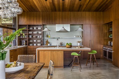 Woodwork Kitchen Design