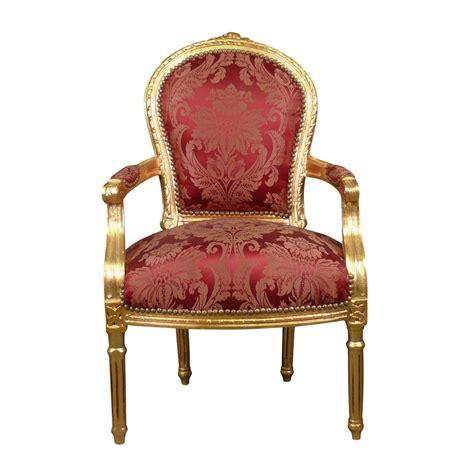 sillon luis xvi sill 243 n luis xvi rojo rococ 243 muebles luis xv