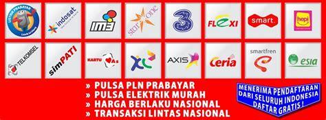 agen pulsa murah bisnis pulsa termurah indonesia 2015 distibutor pulsa all operator termurah tercepat jakarta