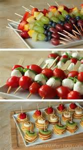 easy appetizers finger foods simple and beautiful finger food little appetizers