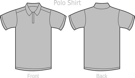 Polo Shirt Grey Clip Art At Clker Com Vector Clip Art Online Royalty Free Public Domain Polo Html Template