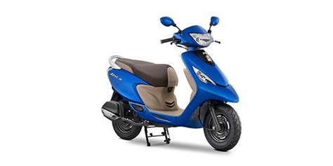 list of honda scooty tvs scooty zest price in india 4 colours images mileage