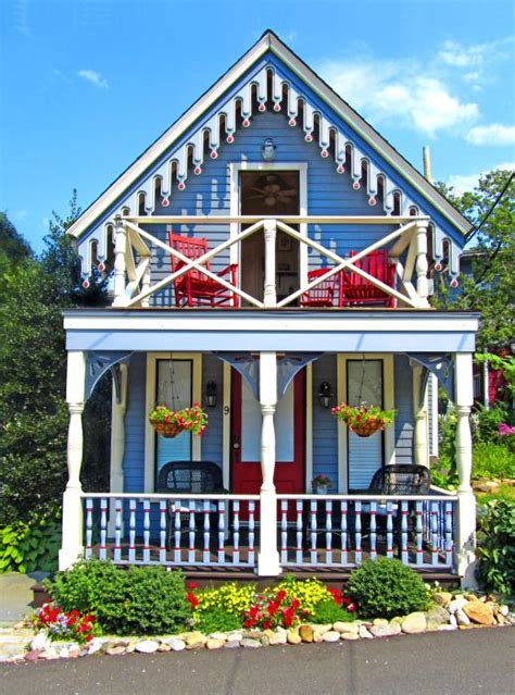 Oak Bluffs Cottages by Oak Bluffs Gingerbread Cottages 4 By Sellers