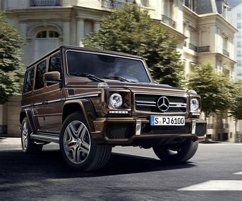 2017 mercedes g wagon that eternal icon carbuzz info