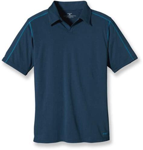 Polo Shirt Rei Hitam patagonia stretch polo shirt s at rei