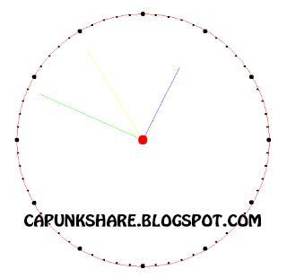 membuat jam dinding tugas sekolah dari styrofoam program java membuat tilan jam dengan gui capunkshare