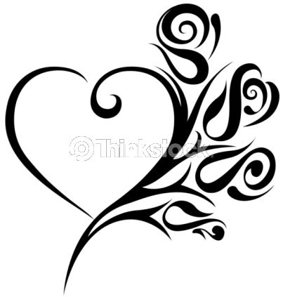 easy heart tattoo designs cr tattoos design small designs
