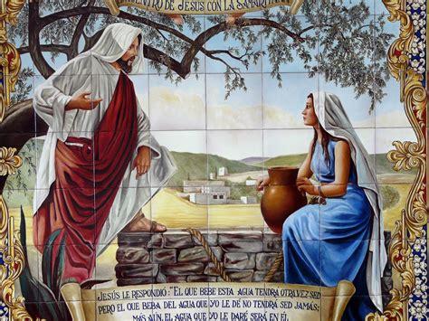 imagenes de jesus y la samaritana el encuentro de jes 250 s con la mujer samaritana dame de