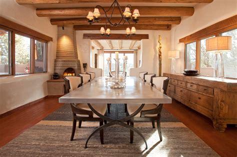 Pueblo Room by Santa Fe Chic Pueblo Southwestern Dining Room Other