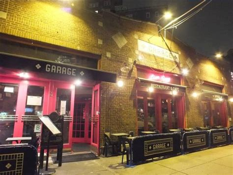 Garage Restaurant Cafe an der stra 223 e picture of garage restaurant and cafe new
