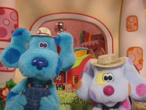Blue S Room by Blue S Room Episode 07 Blue S Farm Playdate Puppet