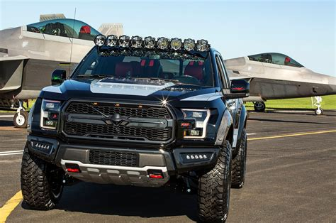 Ford F-22 Raptor Sells for $300,000 at Auction - Motor Trend F 150