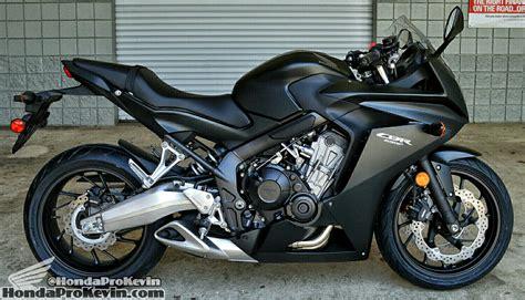 2016 Honda CBR650F Sport Bike Motorcycle Review Specs
