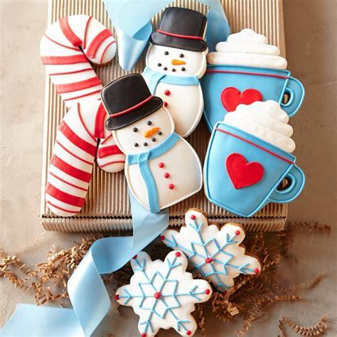 Biscotti Natale Decorati by Torte E Dolci Decorati Per Natale Decorazioni Dolci