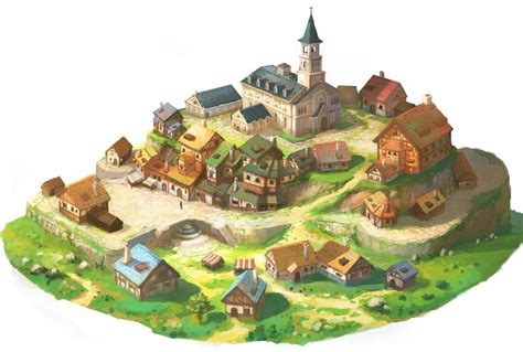 doodle kingdom how to make elves isometric building concept search