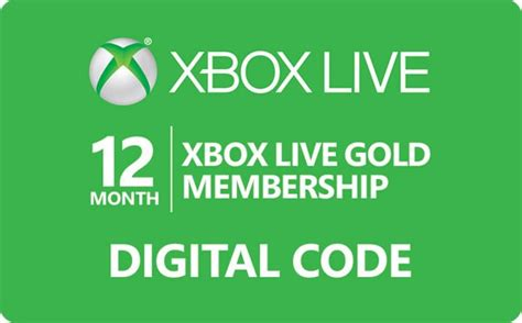 Xbox Live 12 Month Gold Membership Gift Card - buy and send digital gift cards codes online veggs