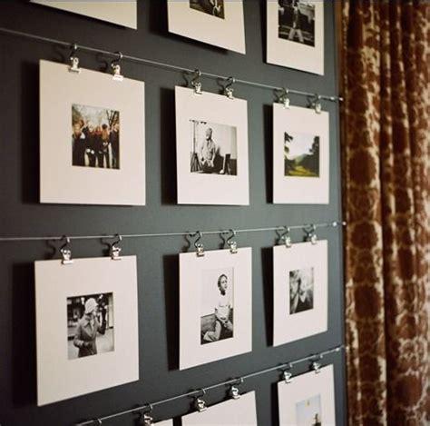 bilder an wand leere w 228 nde ade mit diesen 10 kreativen foto ideen