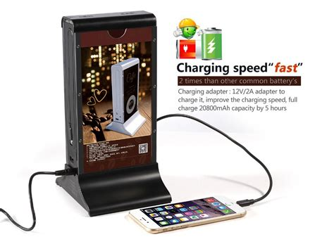 charging station for phones cell phone cellphone charging station commercial portable