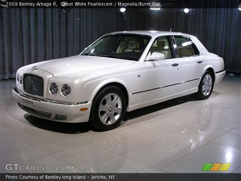 bentley arnage white ghost white pearlescent 2009 bentley arnage r magnolia