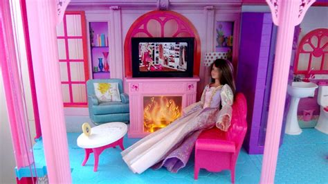Barbie Dream House Youtube