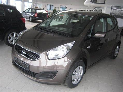 Kia Venga Automatic 2013 Kia Venga 1 6 Crdi Automatic Car Photo And Specs