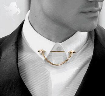 Chain Collar Brooch 25 best ideas about collar pin on collar