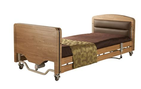 side rails for bed elite 4 section low height bed including full length