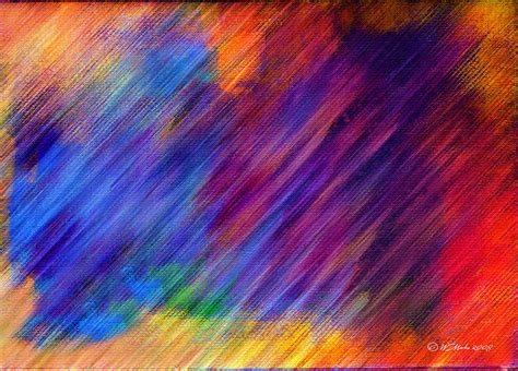 colors in motion painting by william martin