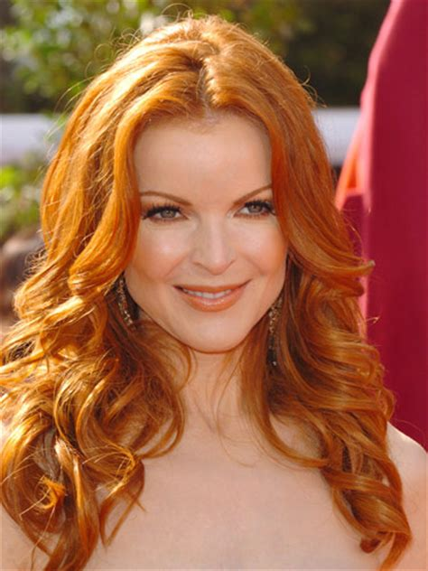 pictures of copper colored hair marcia cross copper red my new hair