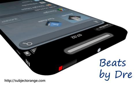 Hp Lg Beat hp shark is a webos 3 0 phone concept with beats by dre technology concept phones