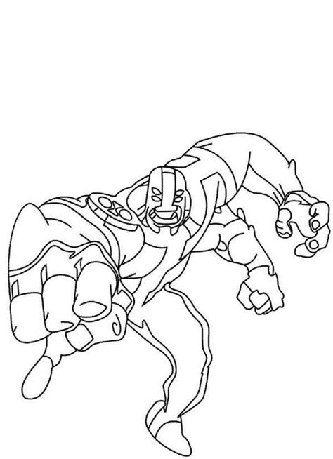 Ben Ten Omniverse Coloring Pages by Ben 10 Omniverse Coloring Pages Az Coloring Pages