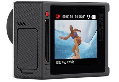 Lcd Gopro 4 gopro 4 official specs 4k 30fps built in touch screen 1080 120fps 4k shooters