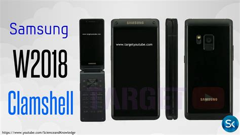 samsung w2018 clamshell phone specifications price release date specs