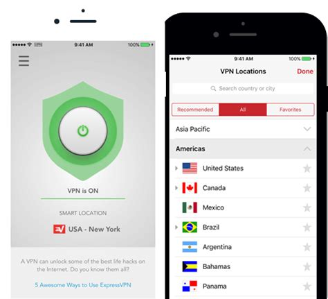 how to get the best iphone 10 vpn expressvpn