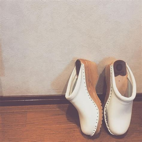 high heel wooden clogs white troentorp clogs photo by katoyuina troentorp