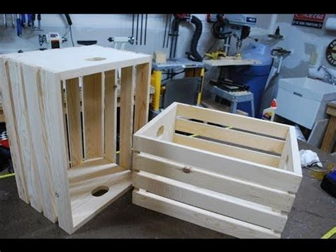 la lada di wood how to make wood crates woodlogger