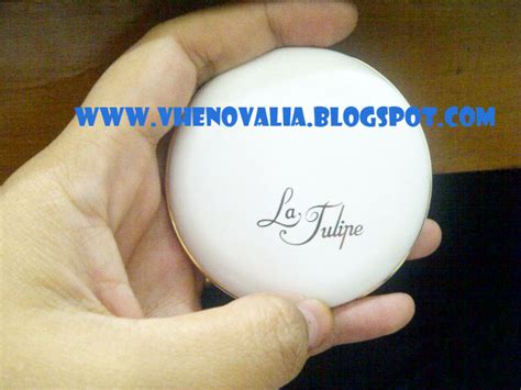 Eyeshadow La Tulipe Review review eyeshadow la tulipe cosmetic no seri 10 vhe novalia