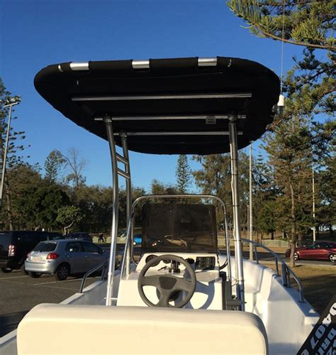 dolphin pro boat t top dolphin pro plus t top w black canopy fit small to